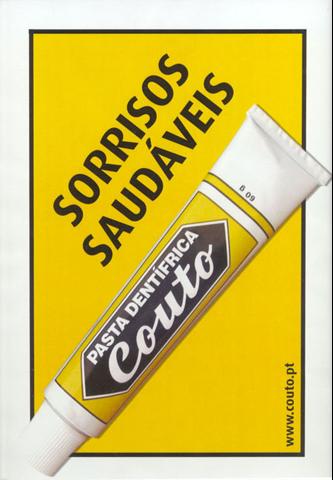 Pasta de dentes Couto - EixoNatur